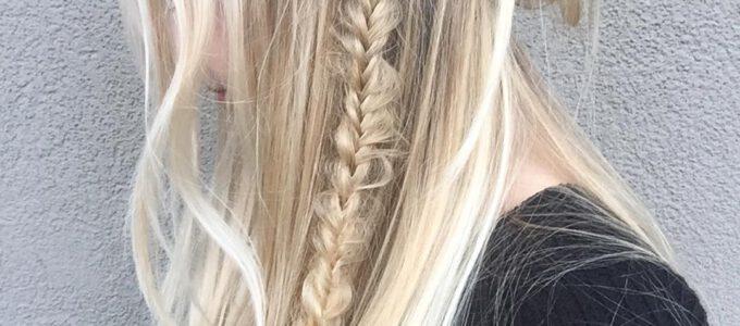 Jak správně pečovat o blond vlasy?