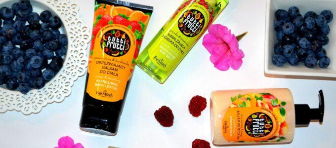 Tutti Frutti Orange & Strawberry – Kosmetika do které jsem se díky její vůni okamžitě zamilovala