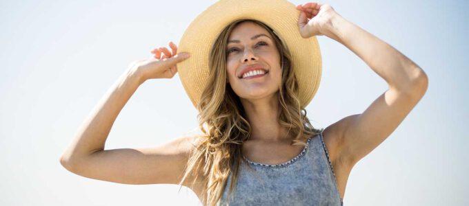 Rozloučení se s letními prázdninami! Jak si udržet krásnou pokožku i po opalování?